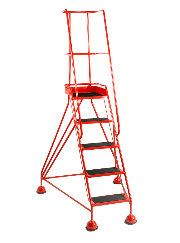Warehouse mobile step