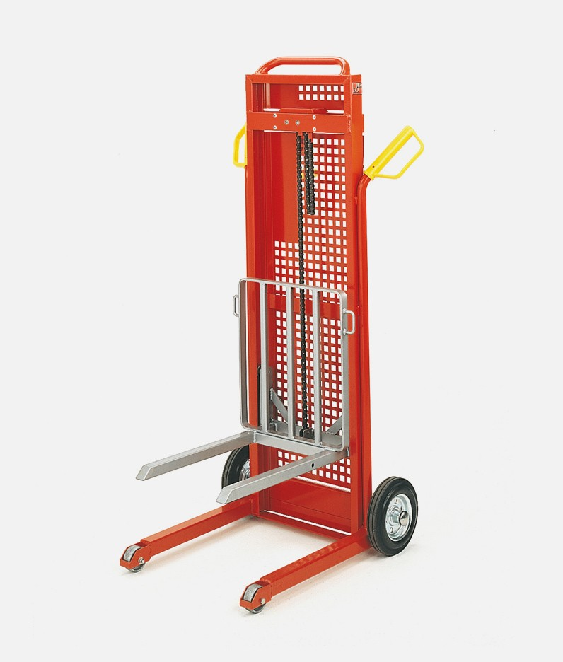 a portable loader for warehouses