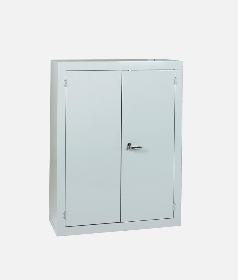 WHite CB cupboard