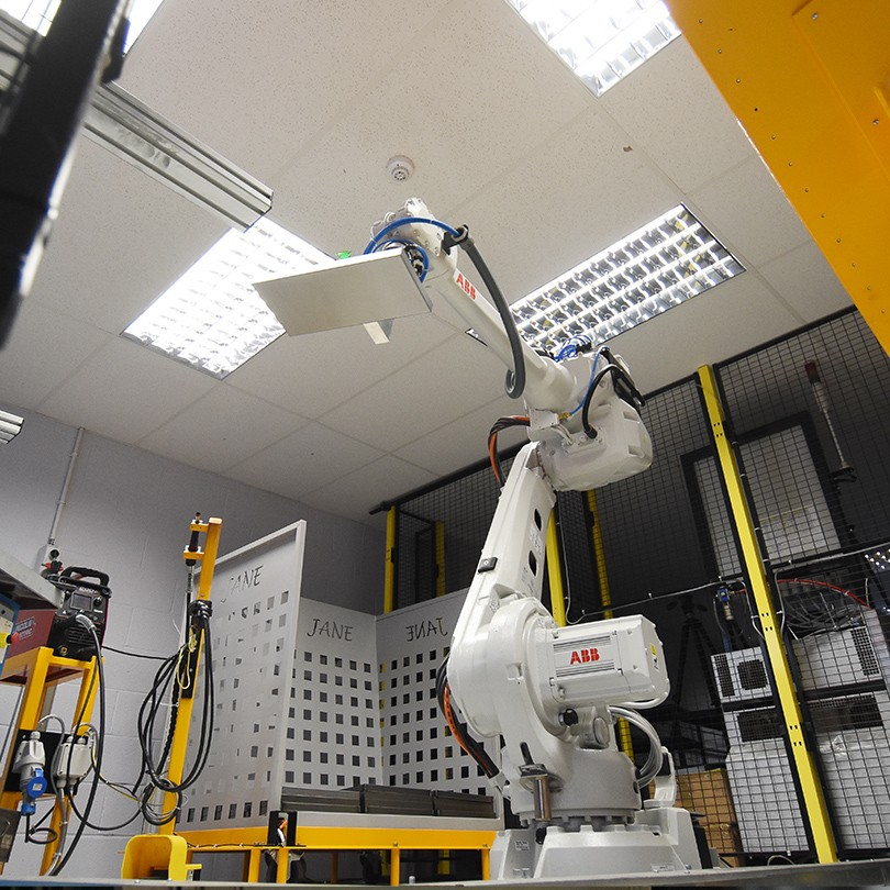 a robotic tool for manufacturing