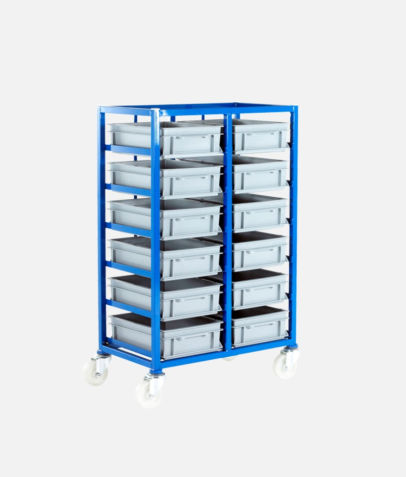 small parts trolley