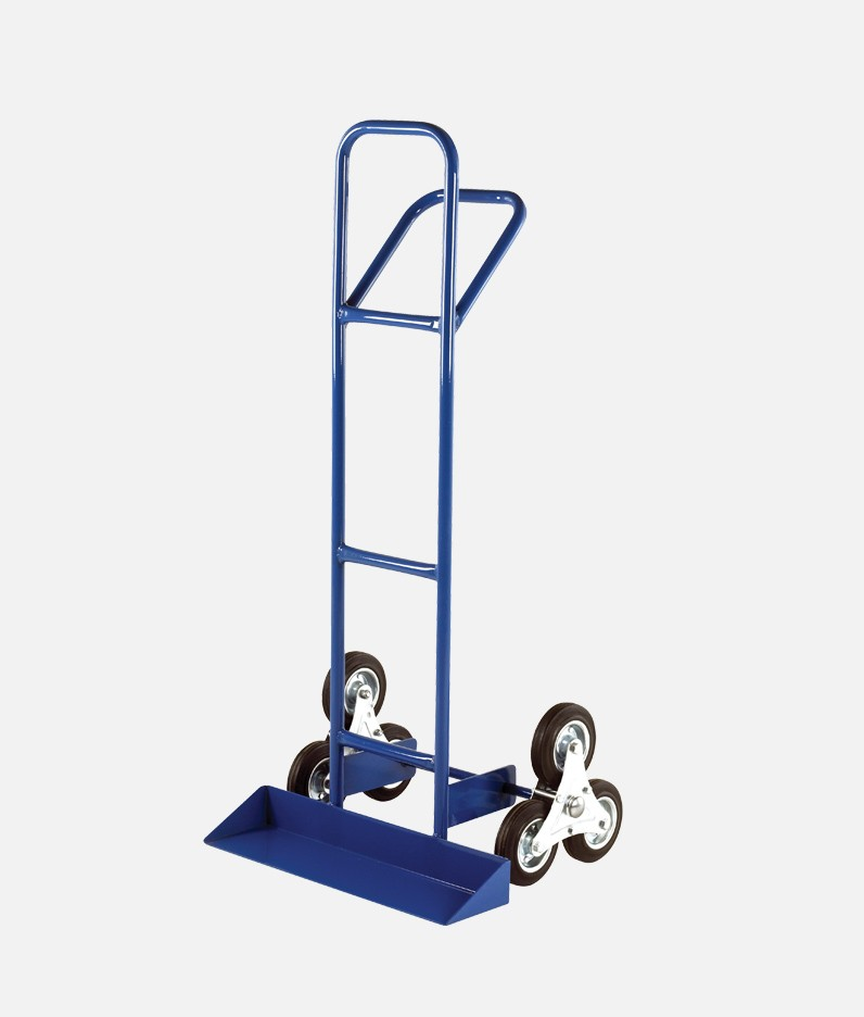a stairclimber for moving chairs