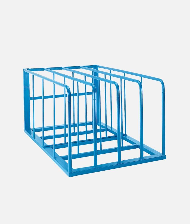 a sheet rack