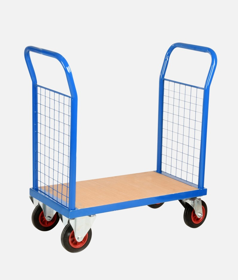 two sided panel trolley