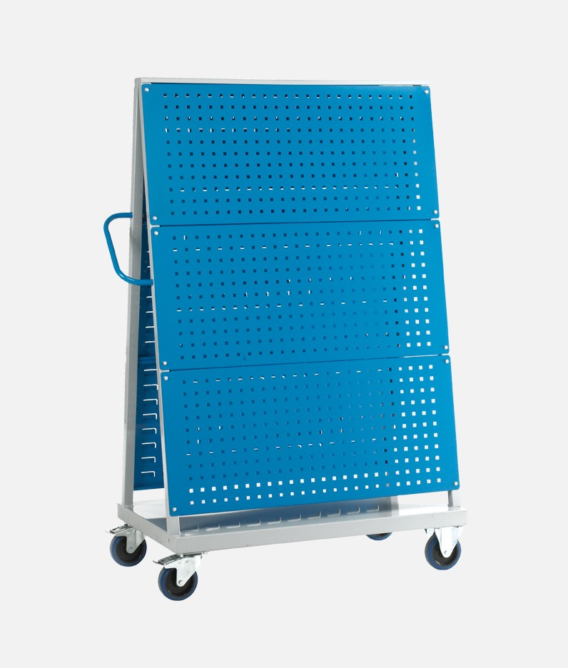 a tool panel trolley