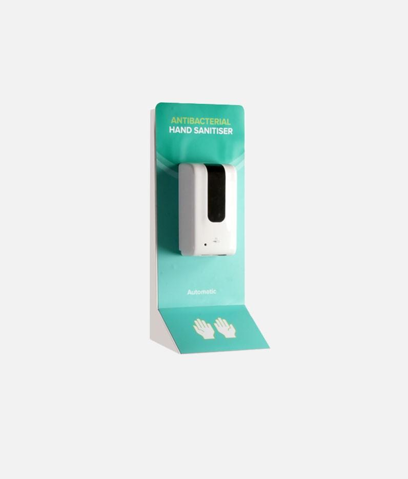 Desk Mounted Hand Sanitiser Dispenser Unit