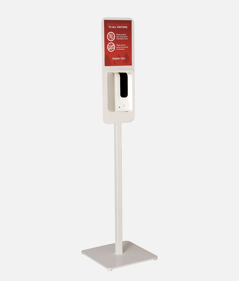 Stand for Automatic Hand Sanitiser Dispensers